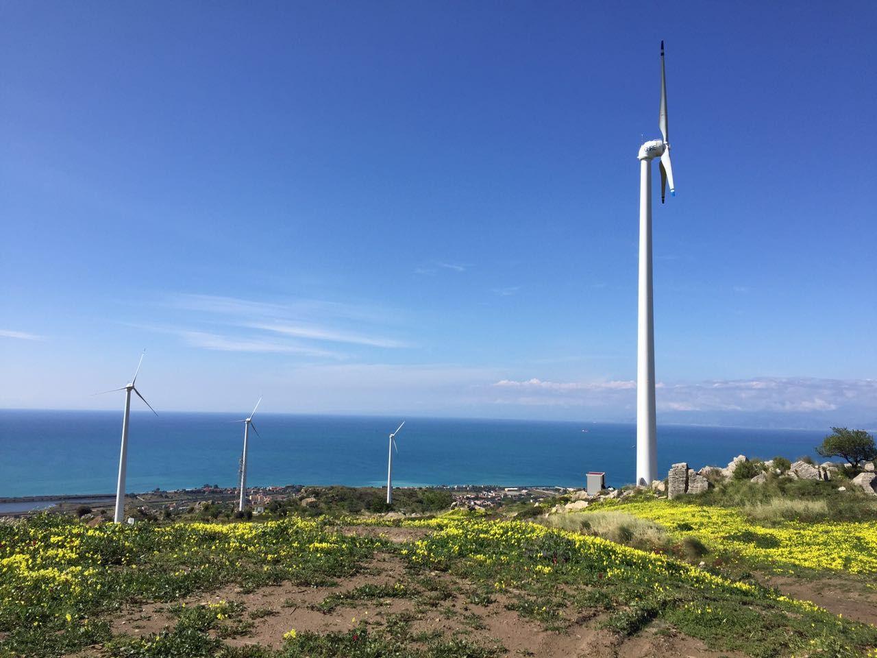 分散式风力并网系统