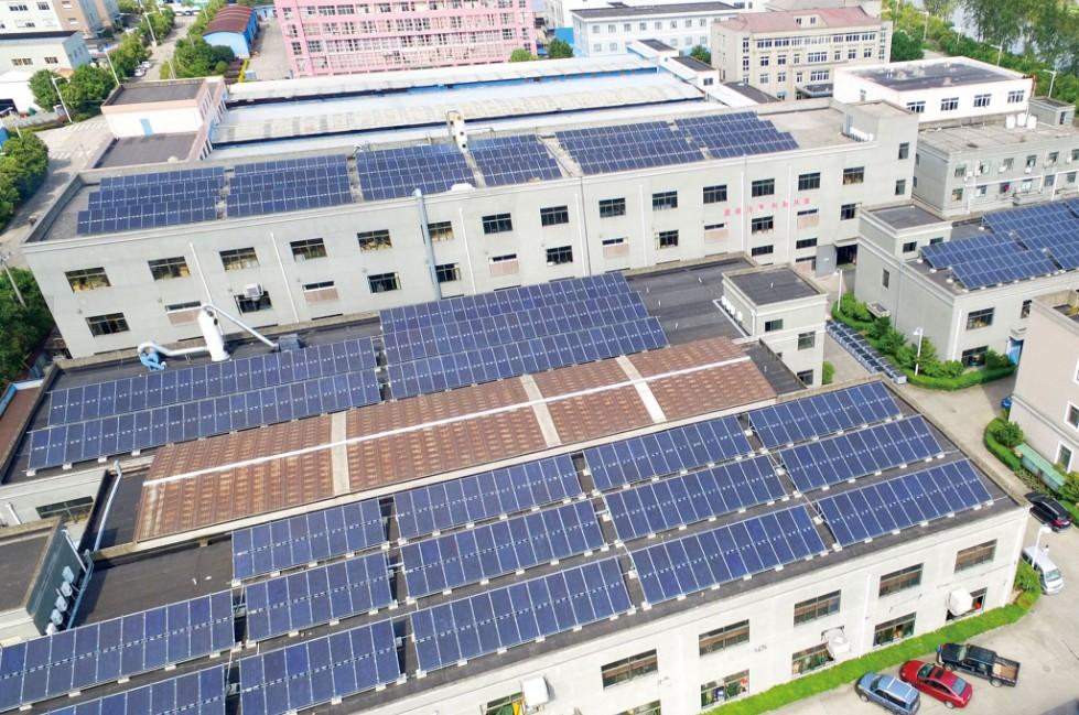 陕西太阳能供电站
