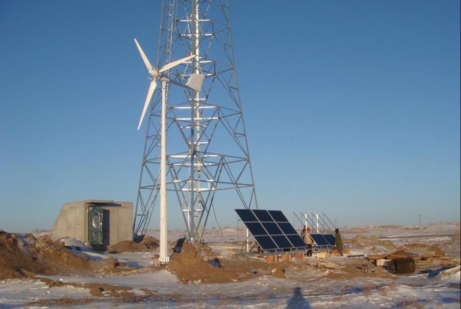 通讯基站供电
