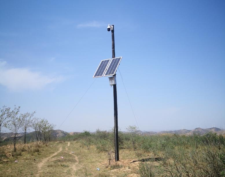 森林防火监控供电