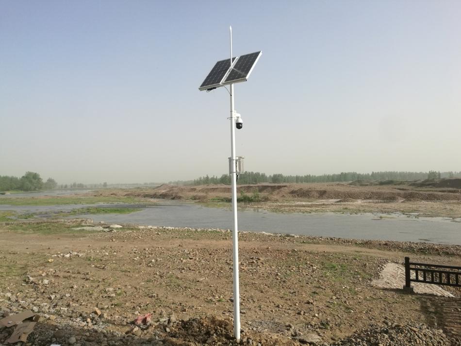 河道监控供电系统