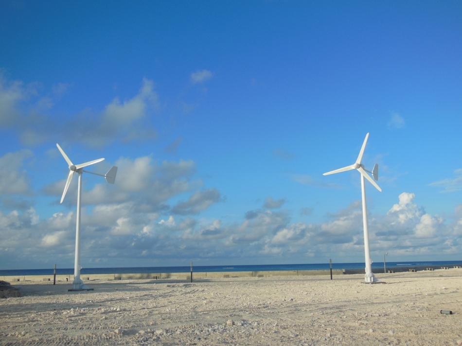 分散式风力并网发电