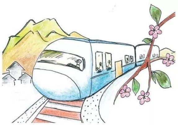 铁路加开旅客列车55列 应对节前客流高峰