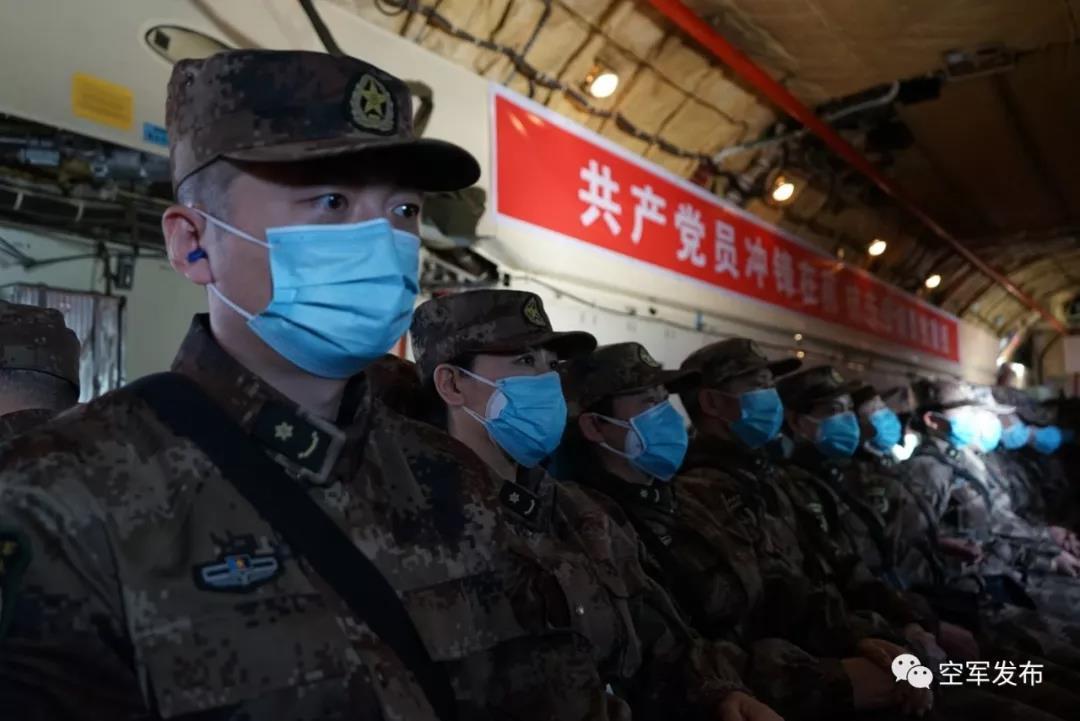 军队抽组医疗力量承担 武汉火神山医院医疗救治任务