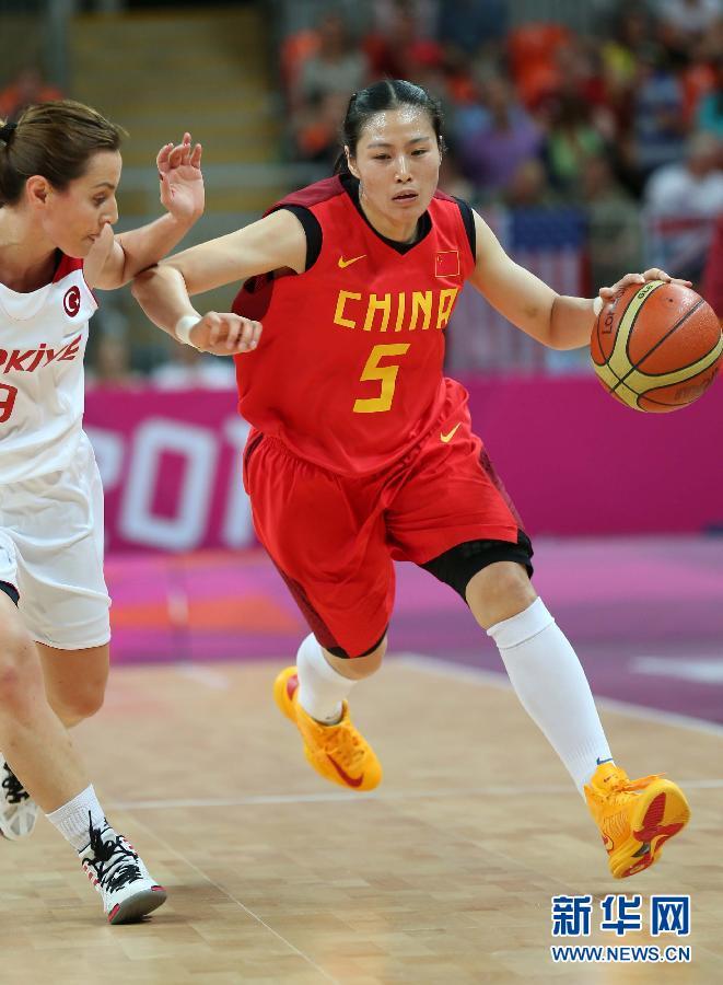 人民网评:中国女篮拼出当下中国的士气