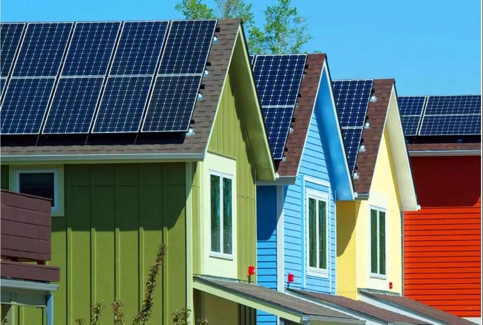 """我国多地""""十四五""""规划明确推广绿色建筑,光伏建筑一体化(BIPV)"""