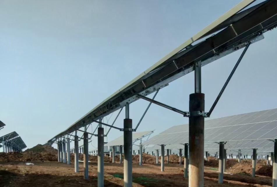 3MW太阳能光伏并网电站