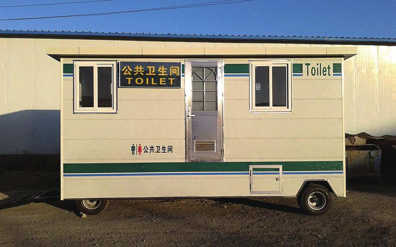 车载环保厕所
