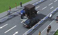 红杰门业浅谈智能停车系统对于交通的重要意义