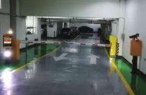 兰州(高铁)站地下停车场系统案例
