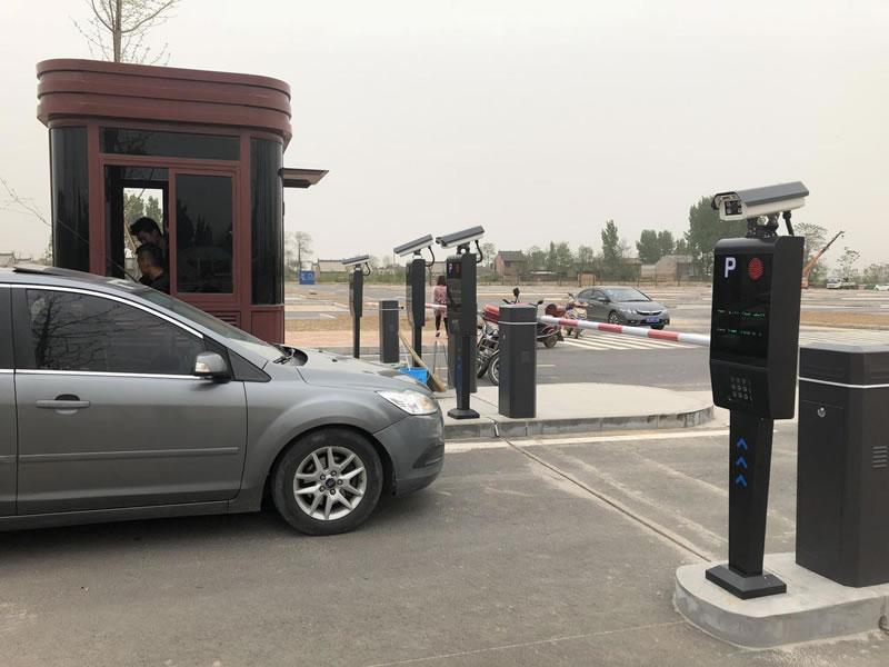停车安装智能停车系统案例