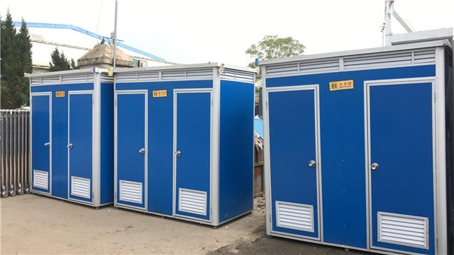 陕西彩钢厕所