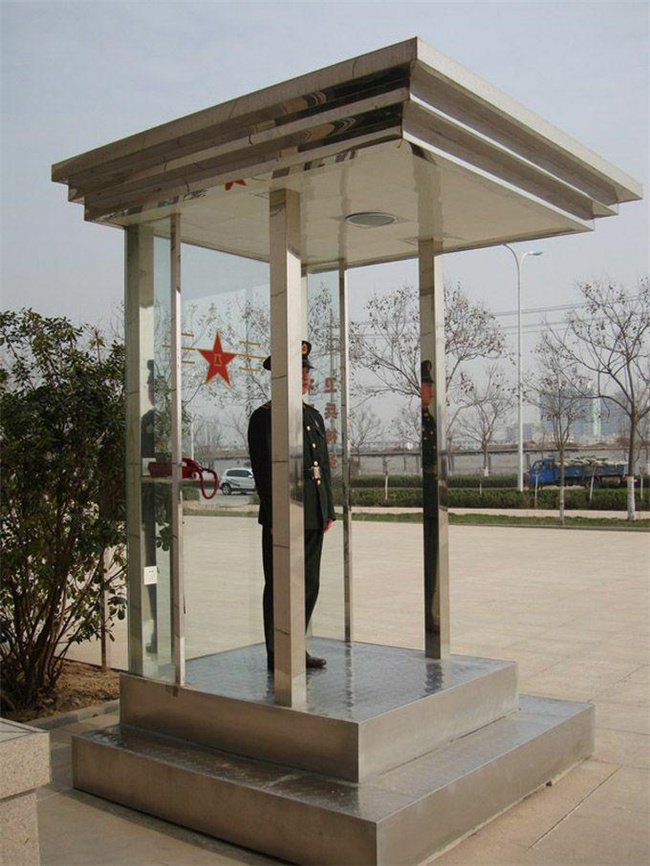 陕西站台岗亭