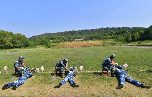 射擊訓練場地