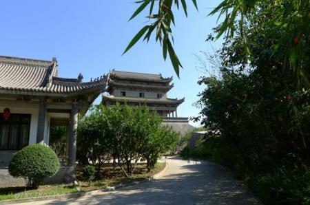 西安國泰莊園軍事基地