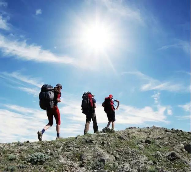 拓展训练---登山技巧和注意事项