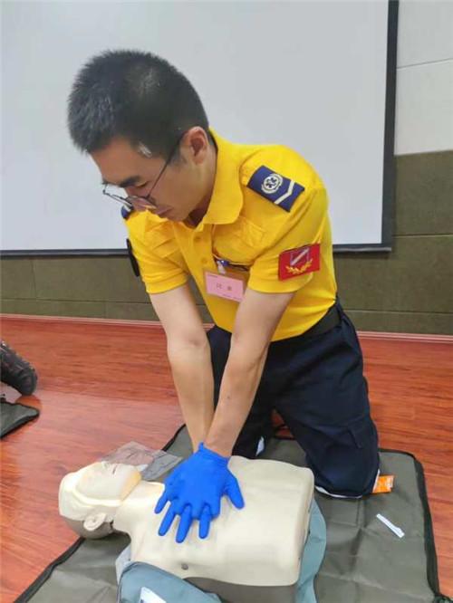 高級急救培訓