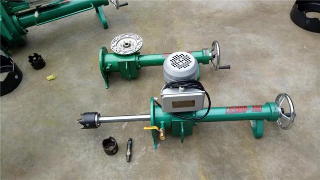 带压开孔阀门的安装规范和要求!