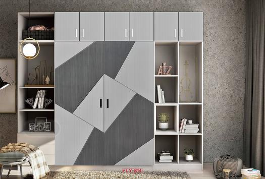 定制衣柜开门方式有好几种,那么定制衣柜选哪种开门方式好呢?