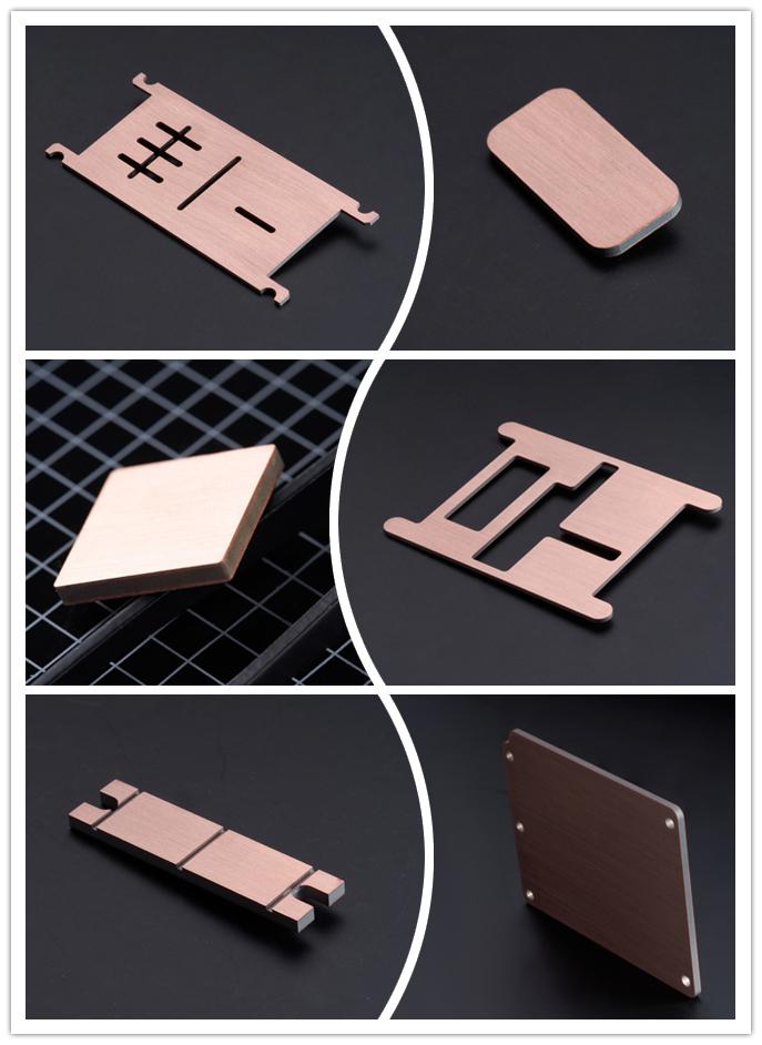 铜-钼铜-铜(CPC)