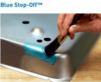 Nicrobraz Blue Stop-Off (蓝色阻焊剂)