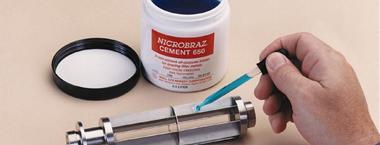 Nicrobraz Cements 310 and 510 (粘合剂310和510)