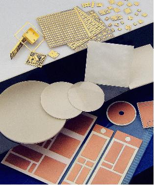氮化铝陶瓷基板