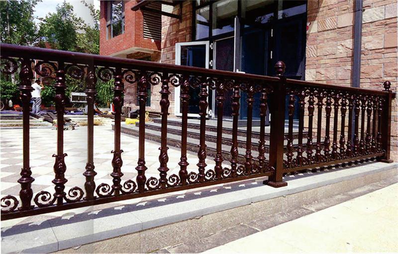 安装铝艺护栏的5点要求,您都了解了吗?