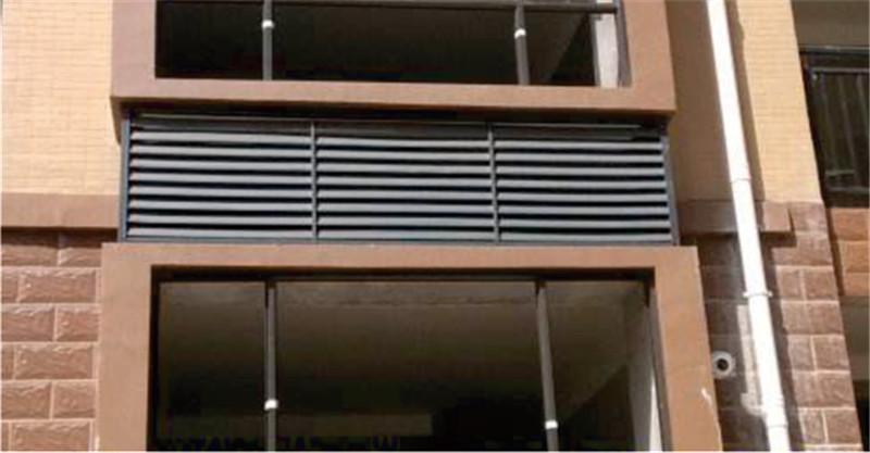 如何鉴别百叶窗的质量?百叶窗防护栏厂家来告诉您