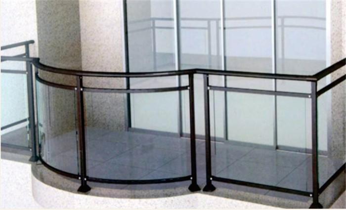 玻璃阳台护栏销售批发