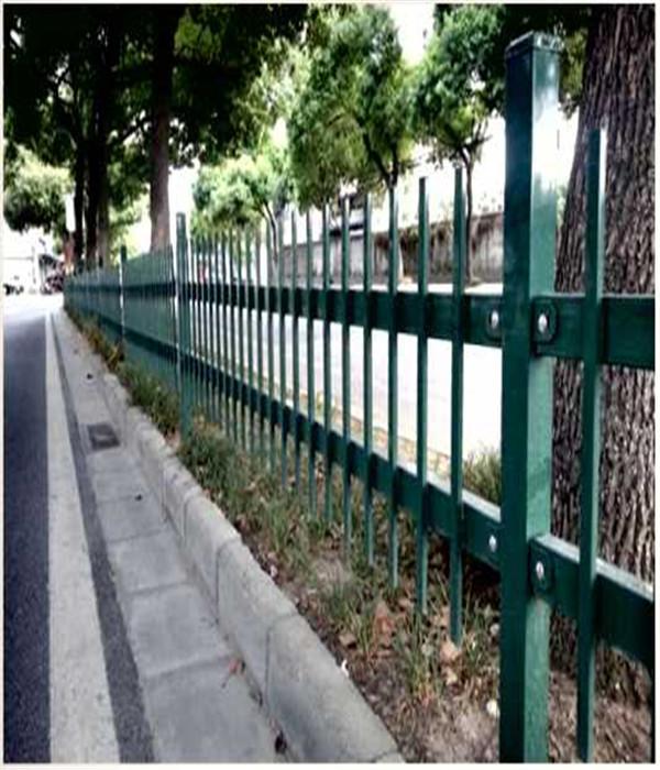 小区庭院别墅绿化围栏