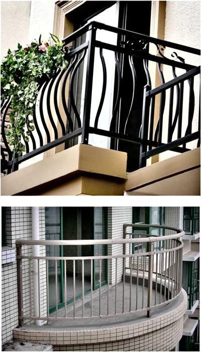 铝艺护栏定制安装