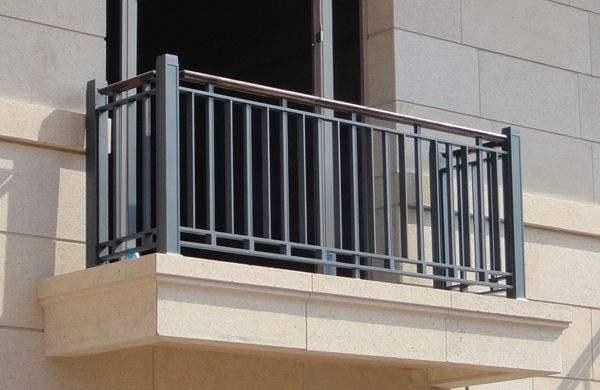 日常生活中,你见过哪些荆门铝合金护栏?一般来说这种产品常用于阳台防护栏