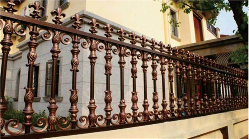 荆门铝艺护栏