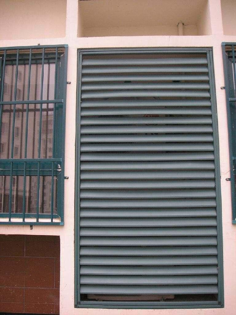 湖北中合护栏销售厂家_百叶窗防护栏