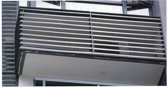 荆门百叶窗防护栏安装厂家