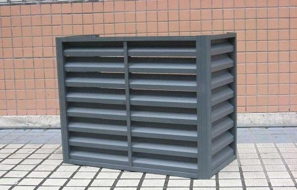 百叶窗防护栏安装厂家