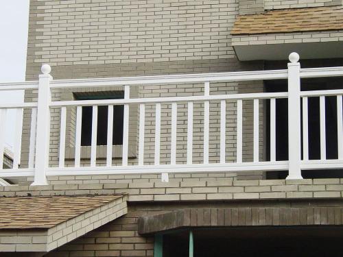 PVC阳台防护栏