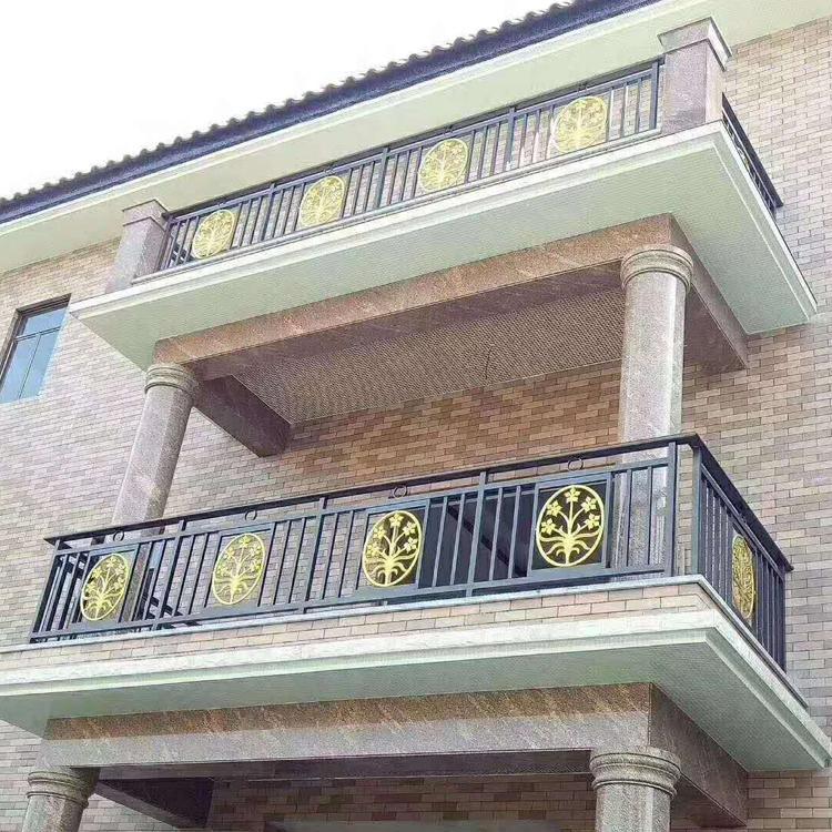 别墅洋房阳台护栏定制厂家上门测量安装