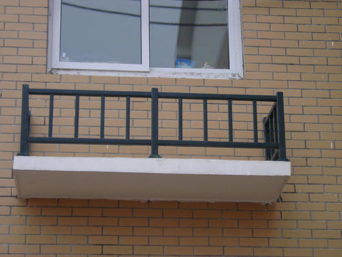 锌钢空调护栏多规格可定制