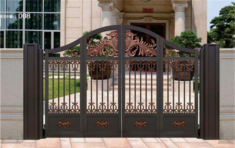 如果选择安装荆门铝艺大门,一定要保养维护工作做好,可以从这几方面入手