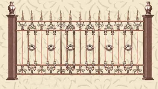 我们在市面上看到的荆门铝艺护栏都是成品,流通市场前它需要一系列加工