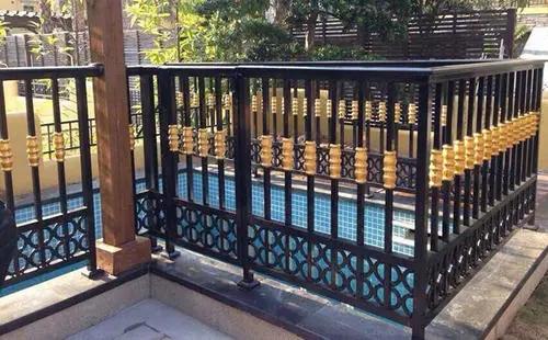 铝艺护栏销售多规格可选款式齐全