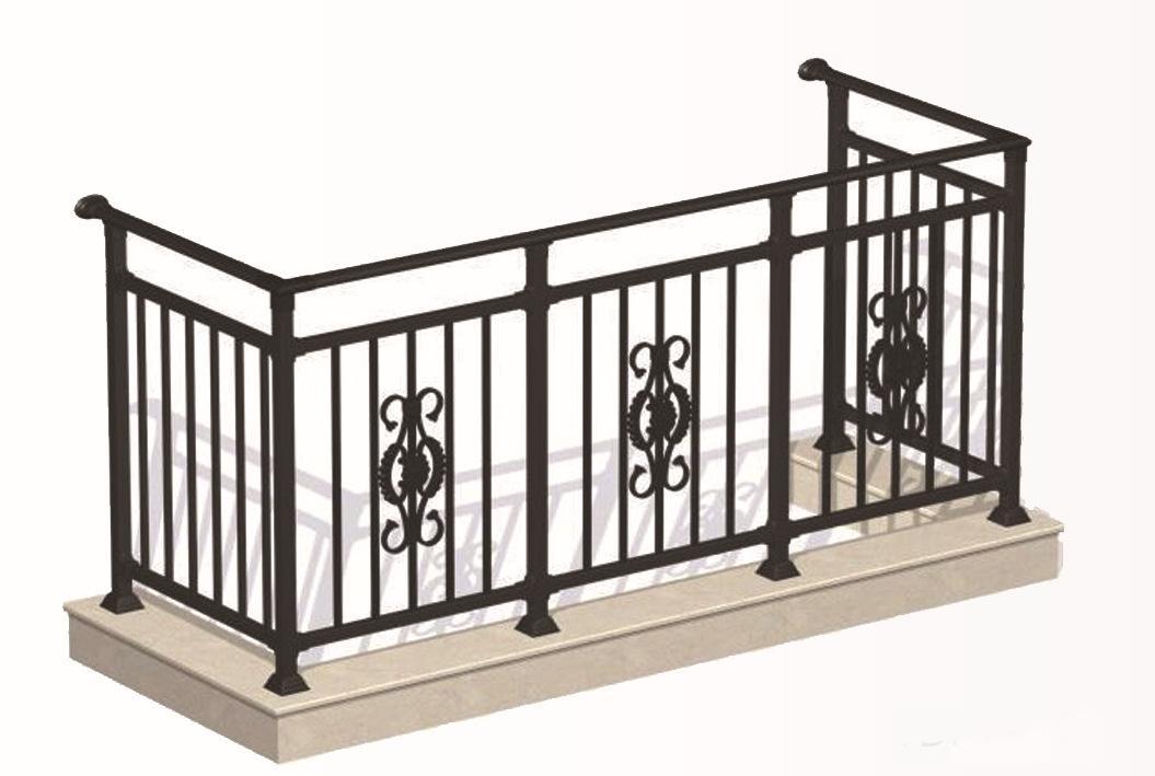 常见的荆门荆门阳台防护栏有这几种款式,每种款式的优缺点不同,则需而选