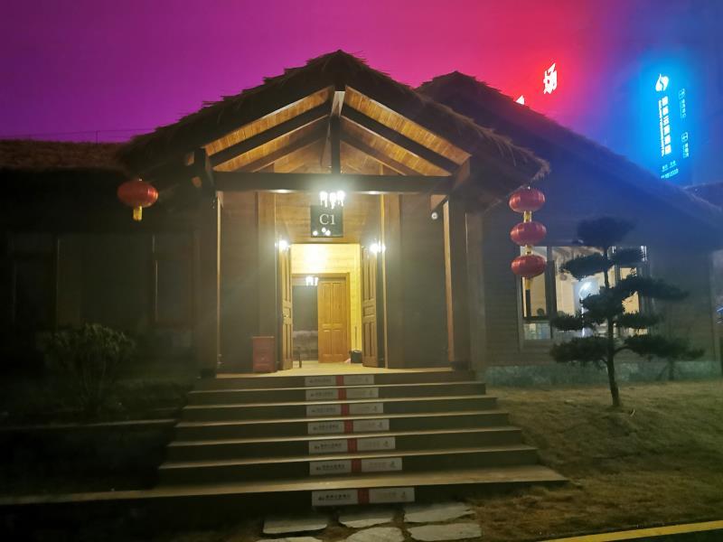 湖北木屋别墅