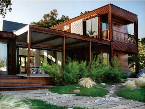 现代轻木结构