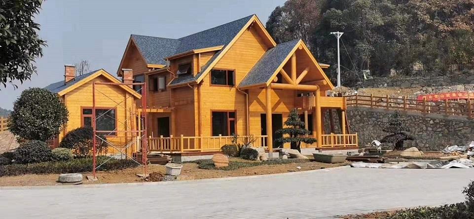 延长木屋别墅的使用寿命有哪些方法