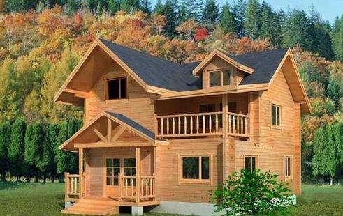 简单分析一下木屋别墅为何成为受人欢迎的建筑