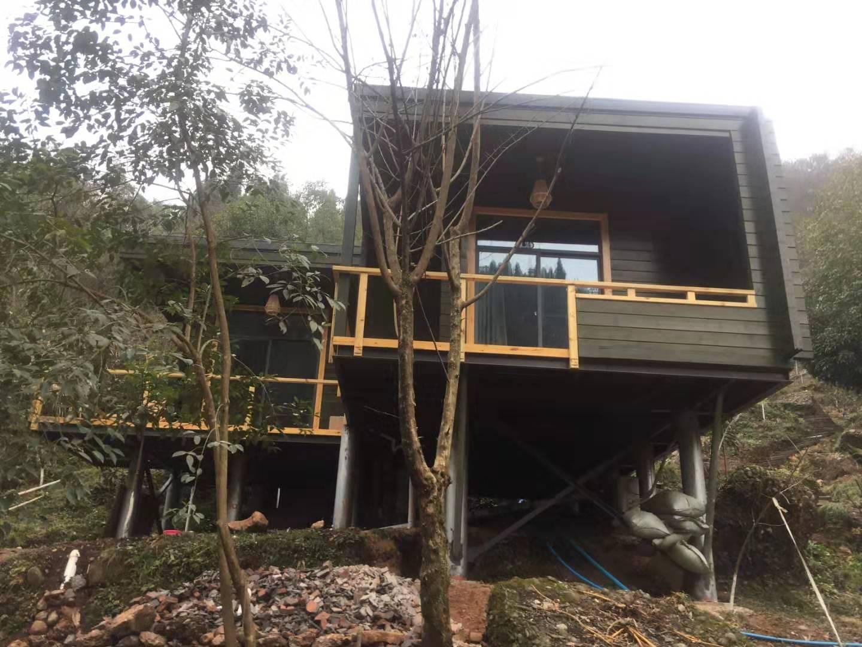 湖北木屋別墅