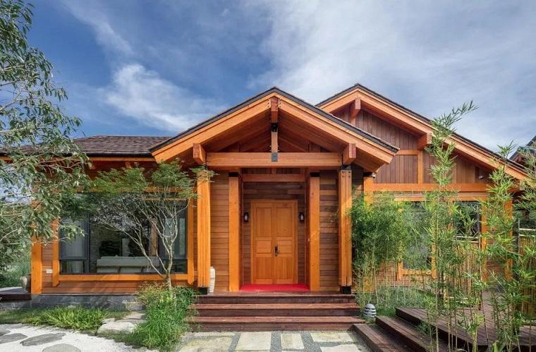 方木框架结构